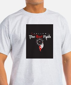 Red Path T-Shirt
