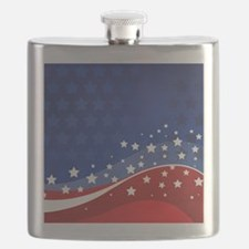 PROUD NAVY WIFE Flask