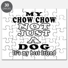 Chow Chow not just a dog Puzzle