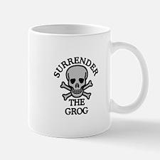 Surrender the Grog Mug