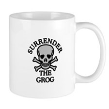 Surrender the Grog Mug