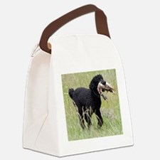 This Dog Can Hunt Canvas Lunch Bag