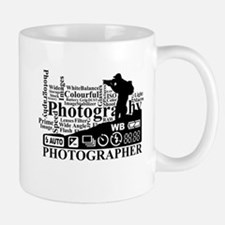Cute Photographer Mug