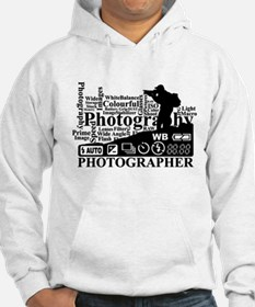 Unique Photographer Hoodie