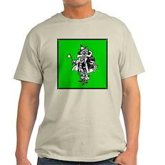 Guardian of the Gates Ash Grey T-Shirt