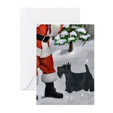 Scottish Terrier Greeting Cards (Pk of 20)