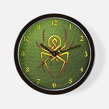 Arachnid Wall Clock