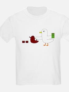 Making Tea T-Shirt