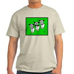 Hammer-Heads Ash Grey T-Shirt