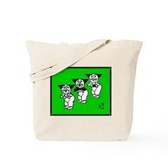 Hammer-Heads Tote Bag