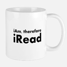 I am therefore I read Mug