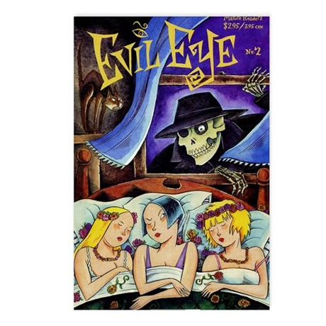 Evil Eye 2 Cover - Postcards (Package of 8)