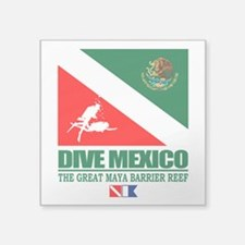 Dive Mexico Sticker