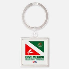 Dive Mexico Keychains