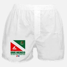 Dive Mexico Boxer Shorts