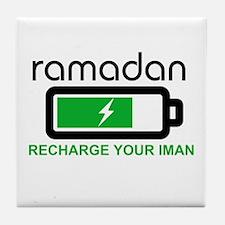 Cool Ramadan Tile Coaster