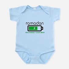 ramadan recharge your iman Body Suit
