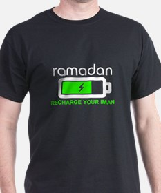 ramadan recharge your iman T-Shirt