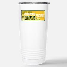 Richmond Vegetarian Festival 2013 Travel Mug