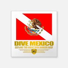 Dive Mexico 2 Sticker