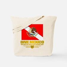 Dive Mexico 2 Tote Bag