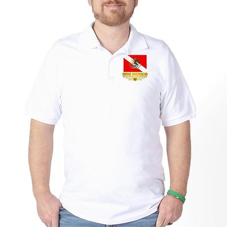 Dive Mexico 2 Golf Shirt