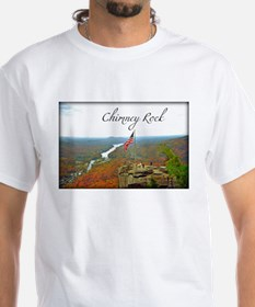 Chimney Rock with Text T-Shirt