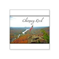 Chimney Rock with Text Sticker