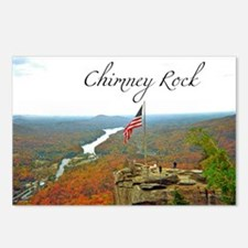 Chimney Rock with Text Postcards (Package of 8)