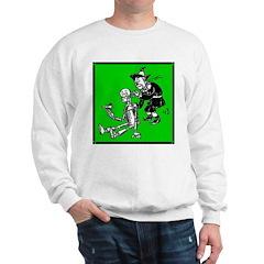 Scarecrow & Tin Man Sweatshirt