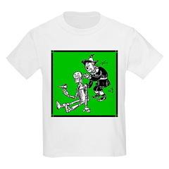 Scarecrow & Tin Man Kids T-Shirt