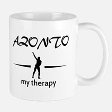 Azonto my therapy designs Mug