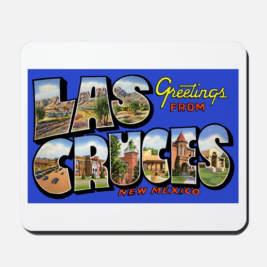 Las Cruces New Mexico Mousepad