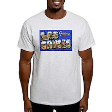 Las Cruces New Mexico Ash Grey T-Shirt