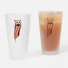 Bacon Crunch Drinking Glass
