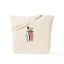 Fancy Bacon Tote Bag