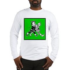 Scarecrow, Tin Man & Dorothy Long Sleeve T-Shirt