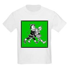 Scarecrow, Tin Man & Dorothy Kids T-Shirt