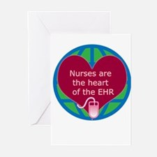 Heart of EHR Greeting Cards (Pk of 10)