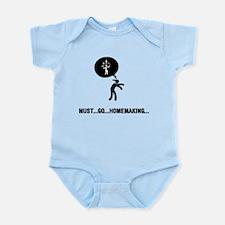 Homemaker Infant Bodysuit