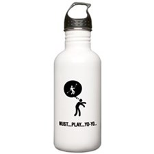 Yo-yo Player Water Bottle