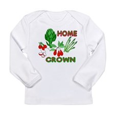 Home Grown Long Sleeve Infant T-Shirt