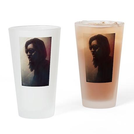Sixto Rodriguez Drinking Glass
