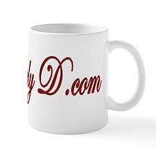Lovely D Mug