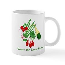 Support Your Local Farmer Mug