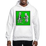 Tin Man's New Heart Hooded Sweatshirt