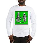 Tin Man's New Heart Long Sleeve T-Shirt