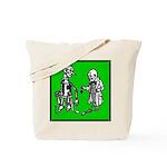 Tin Man's New Heart Tote Bag