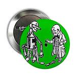 Tin Man's New Heart Button