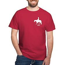Western Pleasure Men's Dark Colors T-Shirt